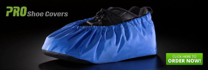 Shoe Covers with Grip: Shoe Covers with Grip for Floor Protection